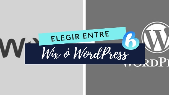¿Wix o WordPress? Lo que aprendí